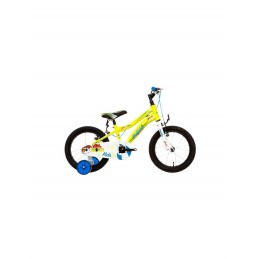 "Bicicleta Niño 16"" 1v Wolbike"