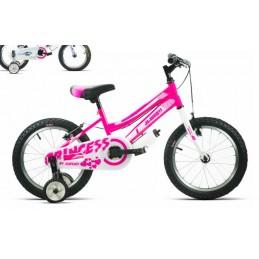 "Bici 14"" rosa fucsia modelo..."