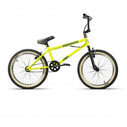 "BMX 20"" ACERO ""DIRTY"" FREESTYLE AMARILLO 2021"