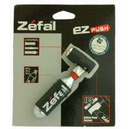 "INFLADOR/REGULADOR DE CO2 ""ZEFAL"" EZ PUSH"