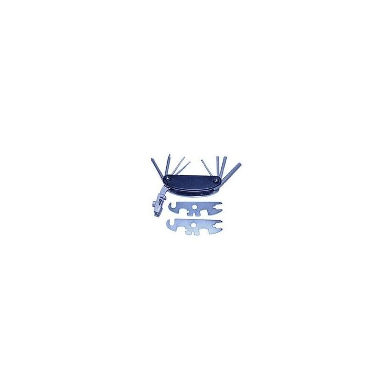 NAVAJA TRONCHACADENAS DESMONT.2-LLAVES MULT/VOCAS