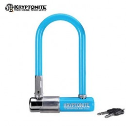 CANDADO U KRYPTONITE D13, 82X178 AZUL