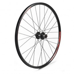 "RUEDA TRASERA 29"" NEGRA PARA DISCO CENTER LOCK, 28H CASSETTE 8-9VEL"