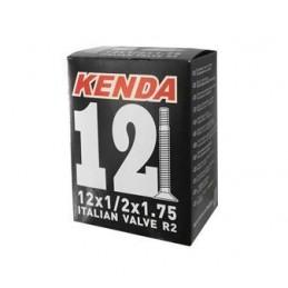 "CAMARA 12X1/2X1.75 ""KENDA"" V.ITALIANA"