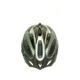CASCO PLATA/CARBONO MODELO (MV26)