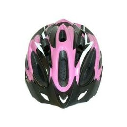 CASCO (MV26) ROSA/CARBONO