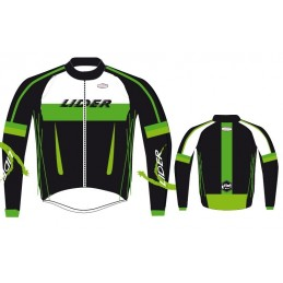 CHAQUETA THERMODRESS BOL INTERIOR VERDE