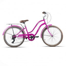 "CTB 24"" COLOR FUXIA 6VEL..."