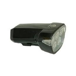 LUZ DELANT.5-LEDS,C/PILAS,