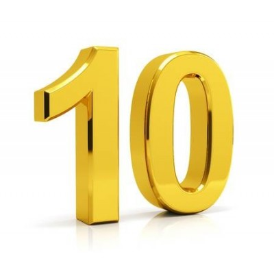 10 Velocidades
