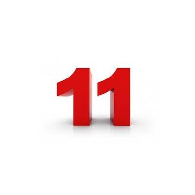 11 Velocidades