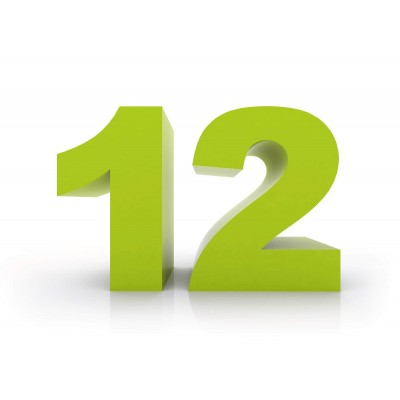 12 Velocidades
